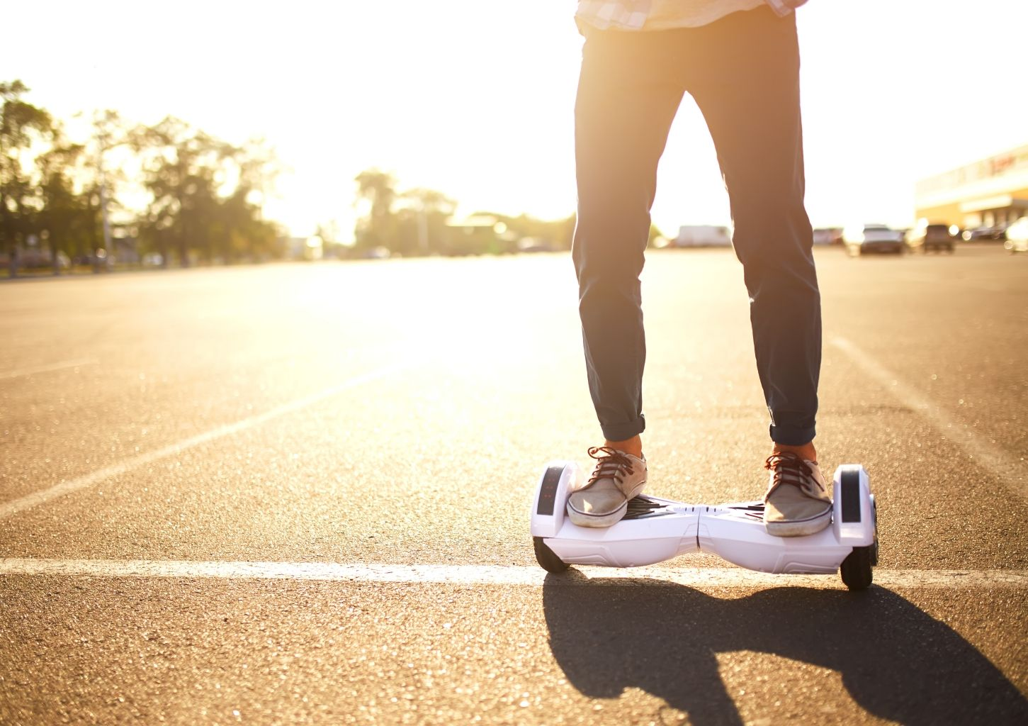 Izbrauciens ar Hoverboard 24h