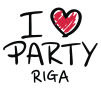I Love Party Riga